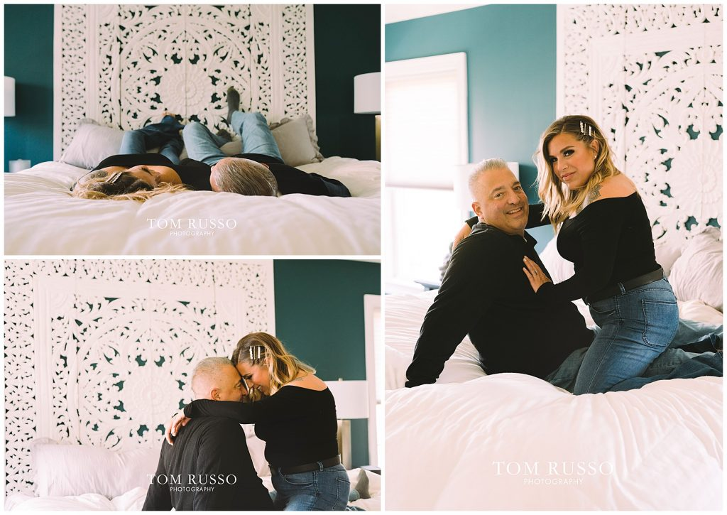 Jess & Gary At-Home Engagement Session Wilmington DE 52