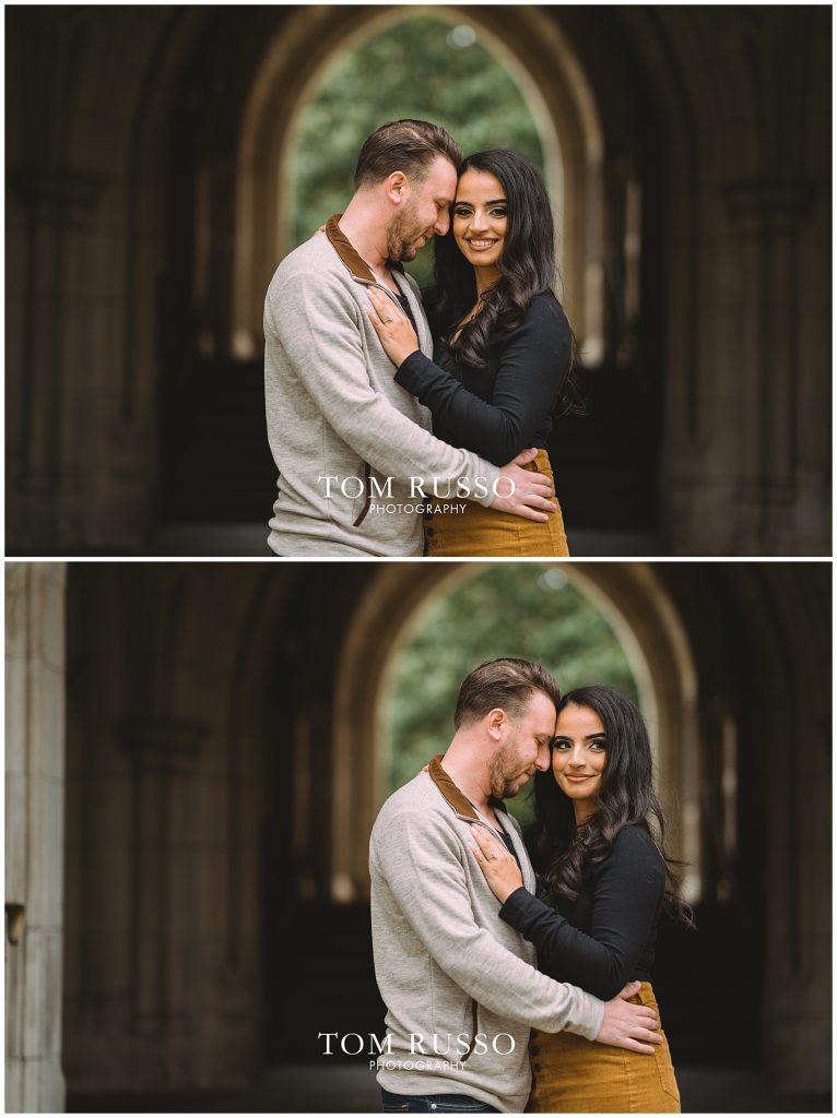 Engagement Session Princeton University