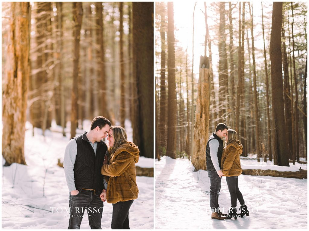 Engagement Session Possner Pines