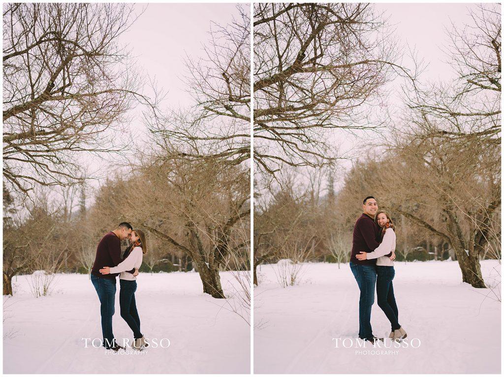 Nicole & Stephan Engagement Session NJ Botanical Gardens 85