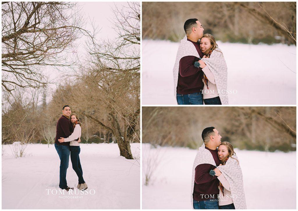 Nicole & Stephan Engagement Session NJ Botanical Gardens 86