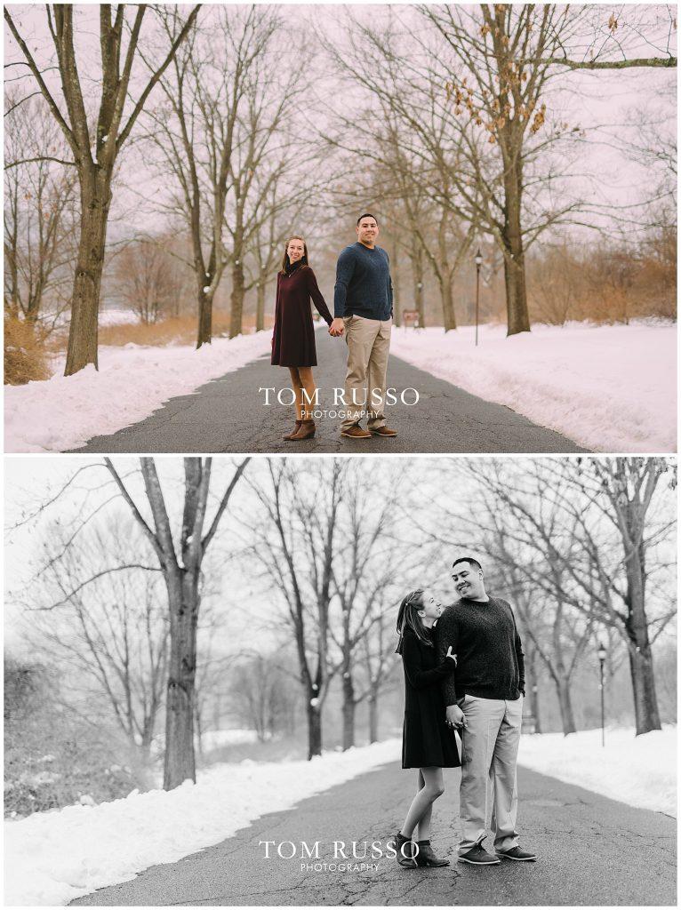 Nicole & Stephan Engagement Session NJ Botanical Gardens 88