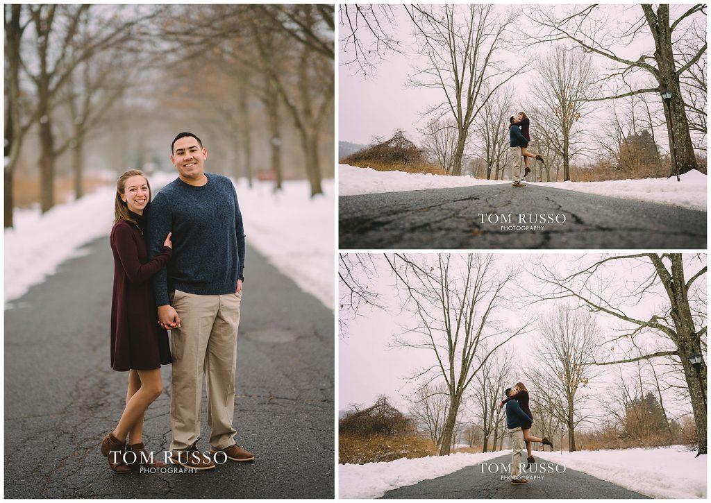 Nicole & Stephan Engagement Session NJ Botanical Gardens 89
