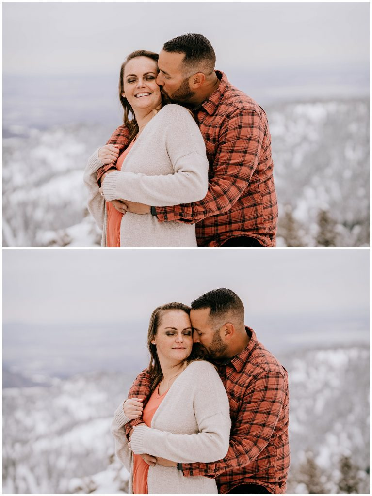 Cate & Cody Engagement Session Lost Gulch Boulder CO 46