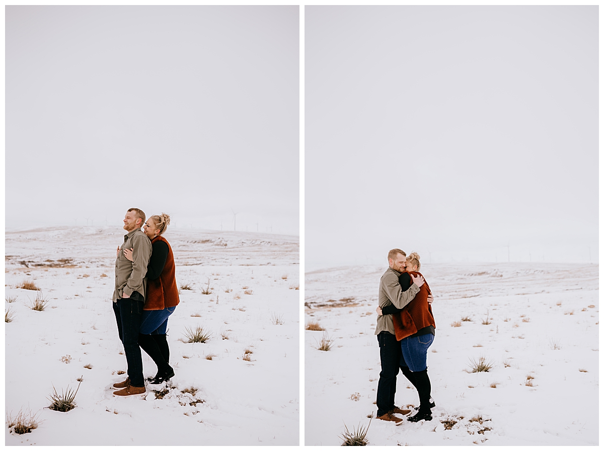 Katie & Billy Engagement Session Colorado Springs CO 57