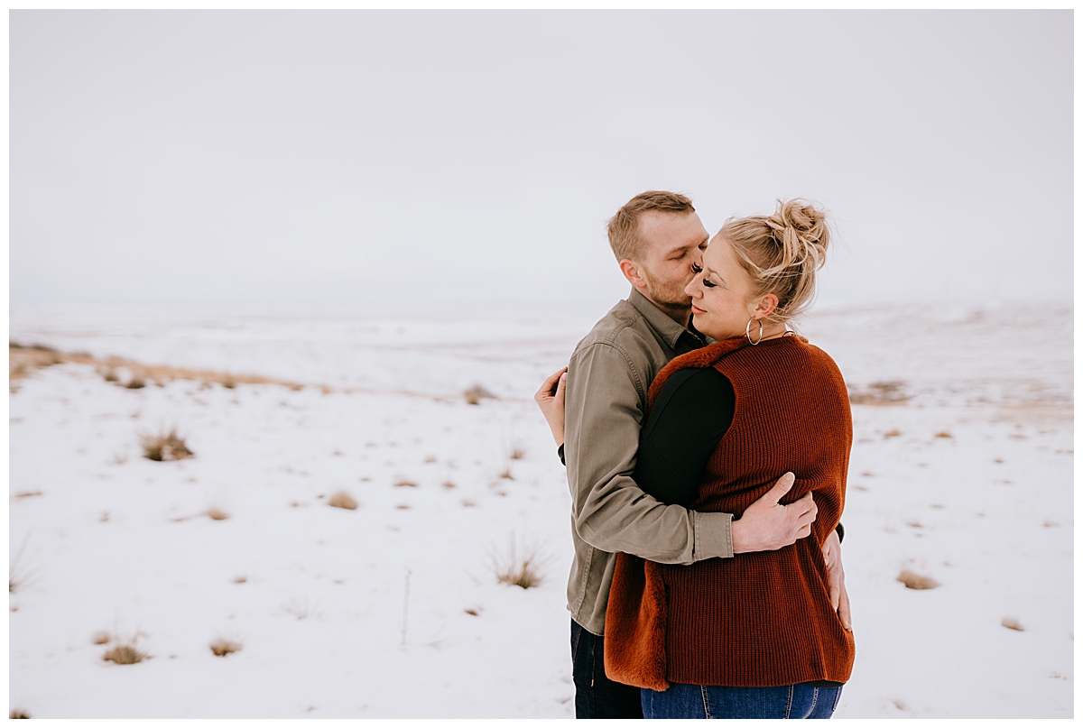 Katie & Billy Engagement Session Colorado Springs CO 58