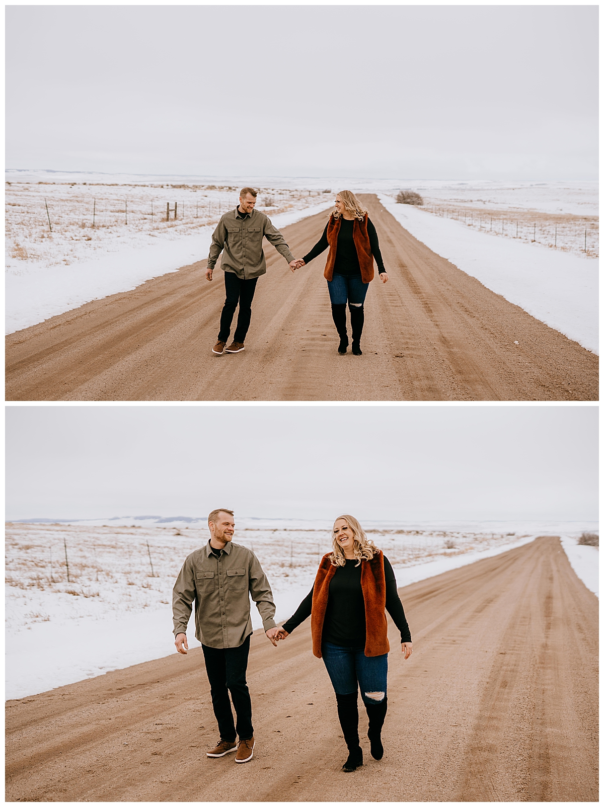 Katie & Billy Engagement Session Colorado Springs CO 59