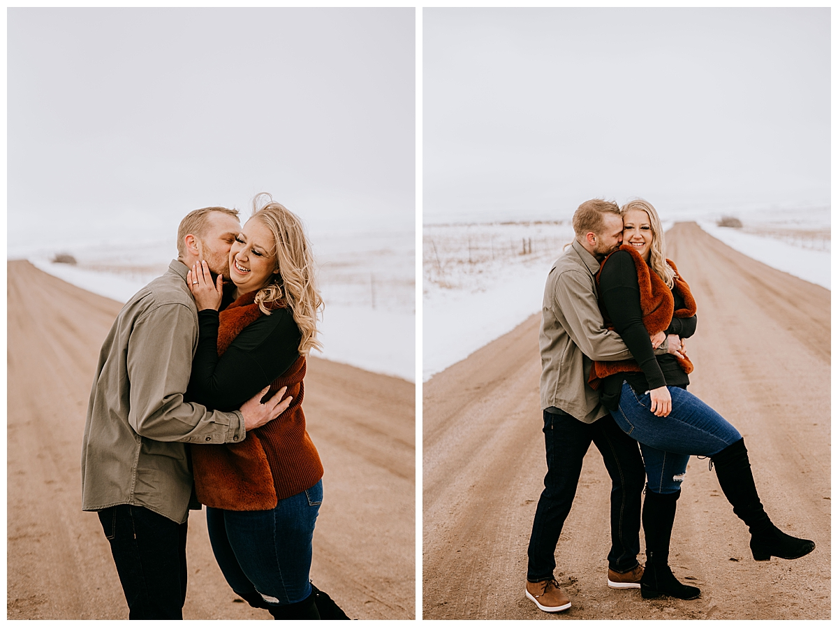 Katie & Billy Engagement Session Colorado Springs CO 62