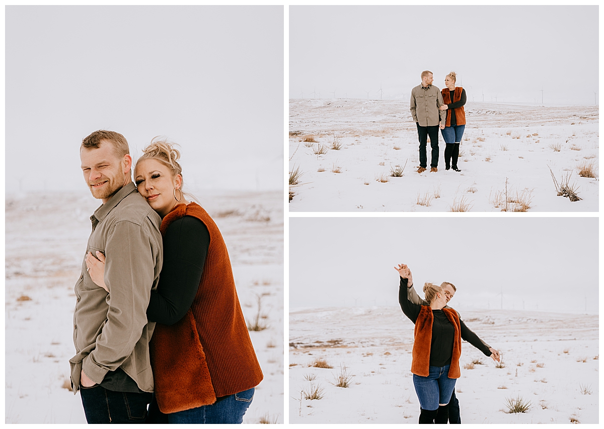 Katie & Billy Engagement Session Colorado Springs CO 64
