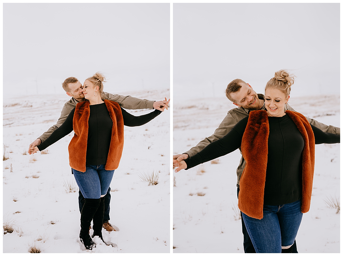 Katie & Billy Engagement Session Colorado Springs CO 65