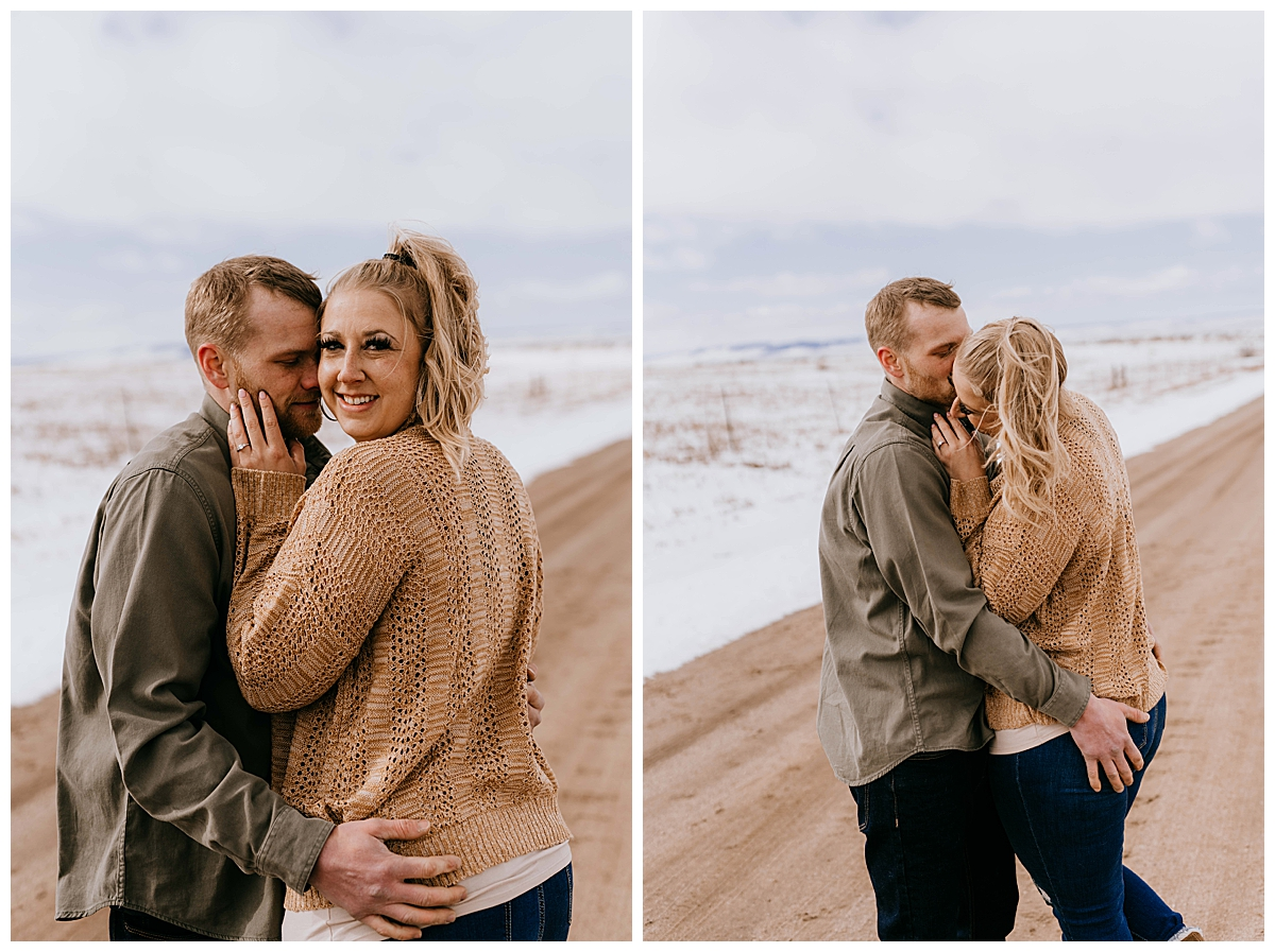 Katie & Billy Engagement Session Colorado Springs CO 69