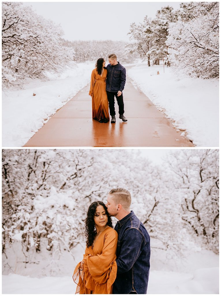 Engagement Session Garden of the Gods