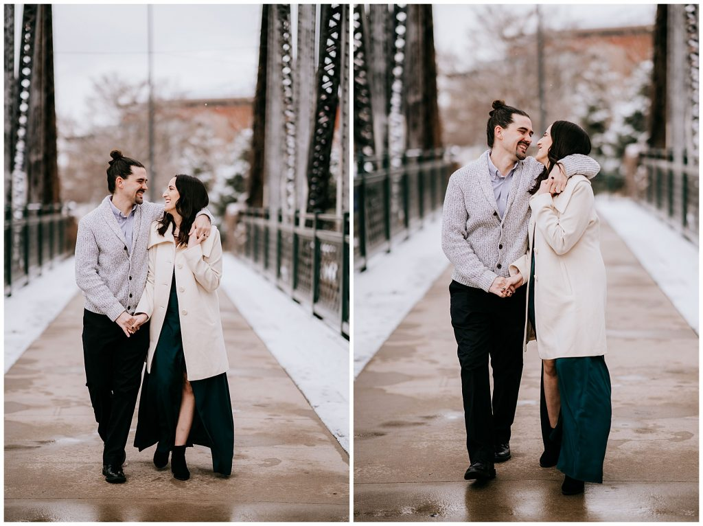 Shannon & Alan Engagement Session Union Station Denver CO 35