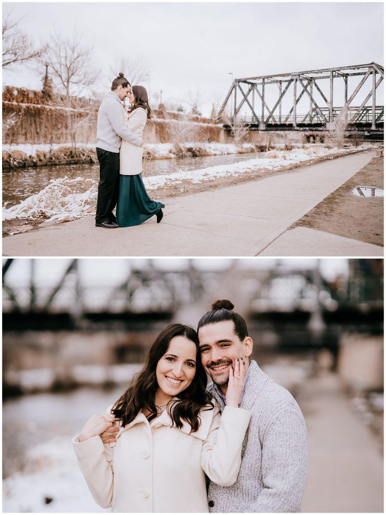 Shannon & Alan Engagement Session Union Station Denver CO 45
