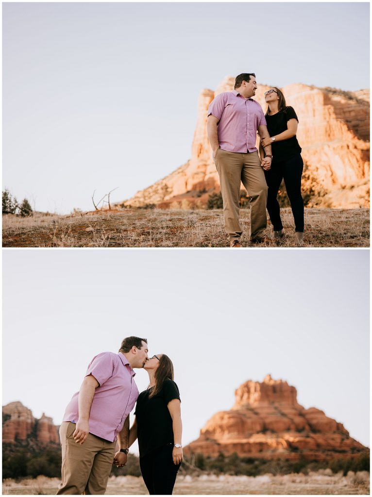 Justin & Leah Engagement Session Sedona AZ 40