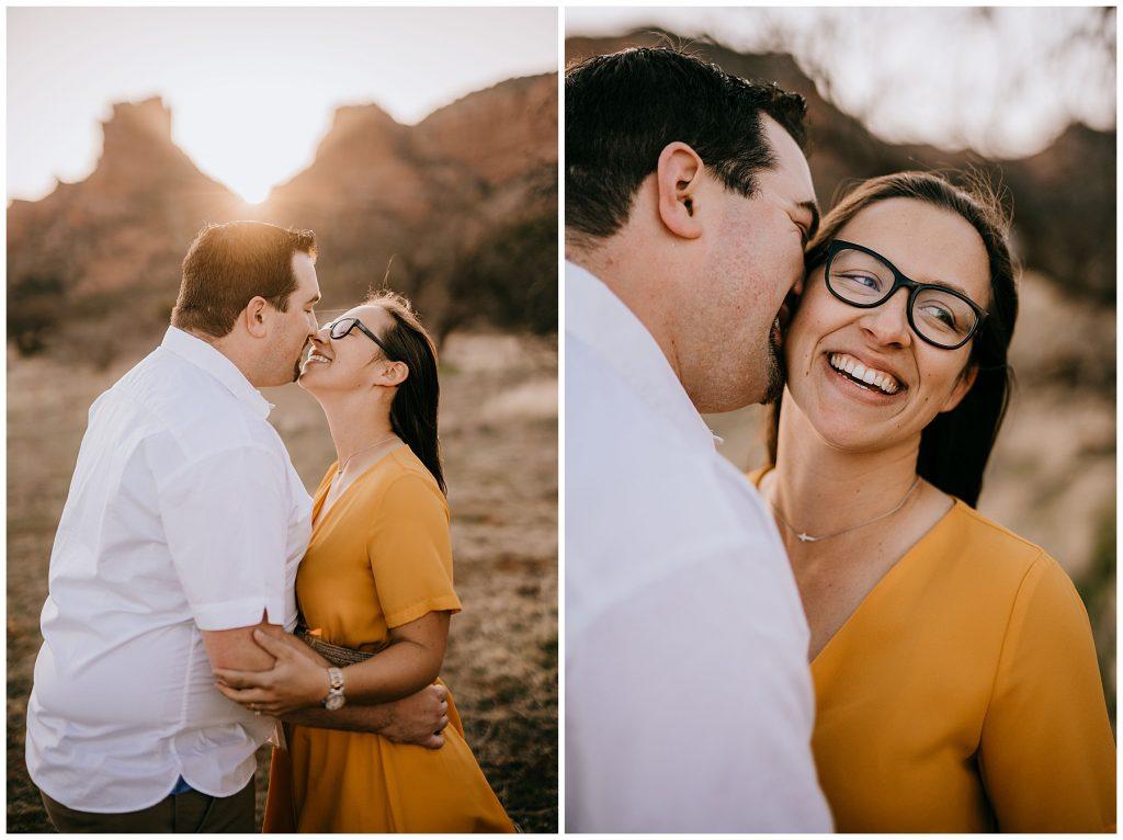 Justin & Leah Engagement Session Sedona AZ 46
