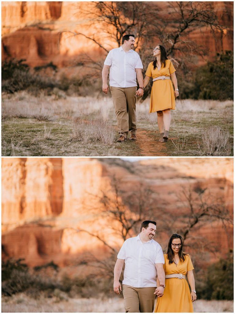 Engagement Session Sedona AZ
