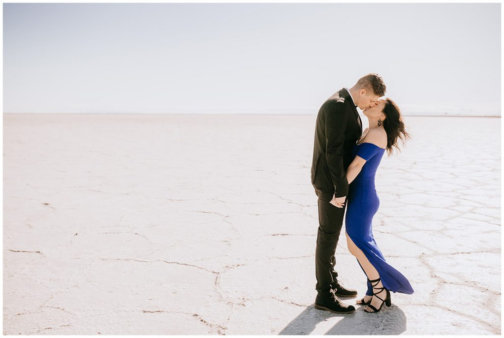 Katelyn & Christian Couples Session Bonneville Salt Flats UT 49