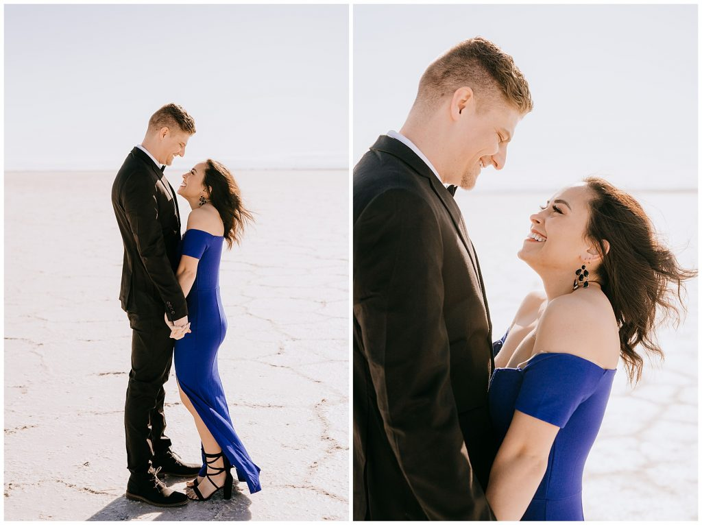 Katelyn & Christian Couples Session Bonneville Salt Flats UT 51