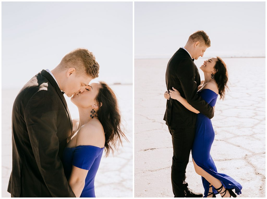 Katelyn & Christian Couples Session Bonneville Salt Flats UT 52