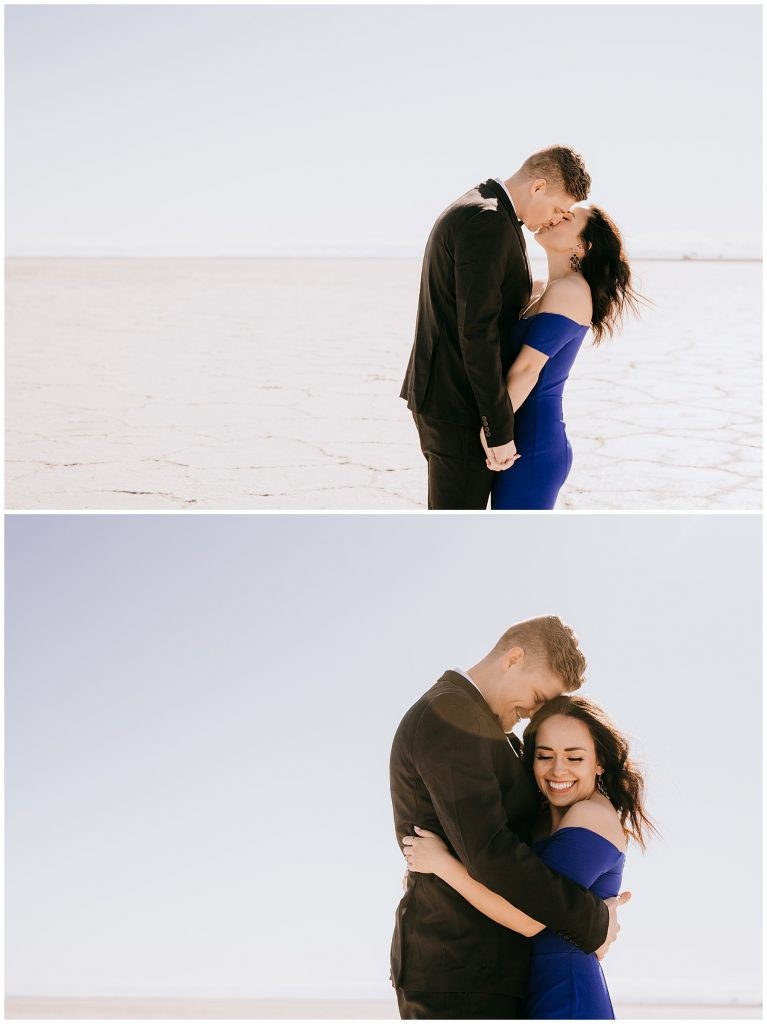 Katelyn & Christian Couples Session Bonneville Salt Flats UT 53