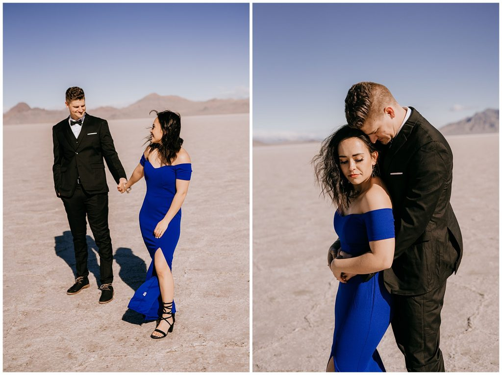 Katelyn & Christian Couples Session Bonneville Salt Flats UT 57