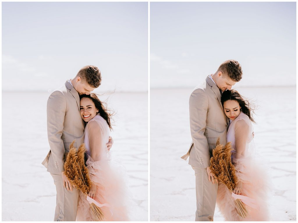 Katelyn & Christian Couples Session Bonneville Salt Flats UT 59