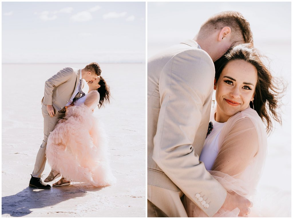 Katelyn & Christian Couples Session Bonneville Salt Flats UT 61