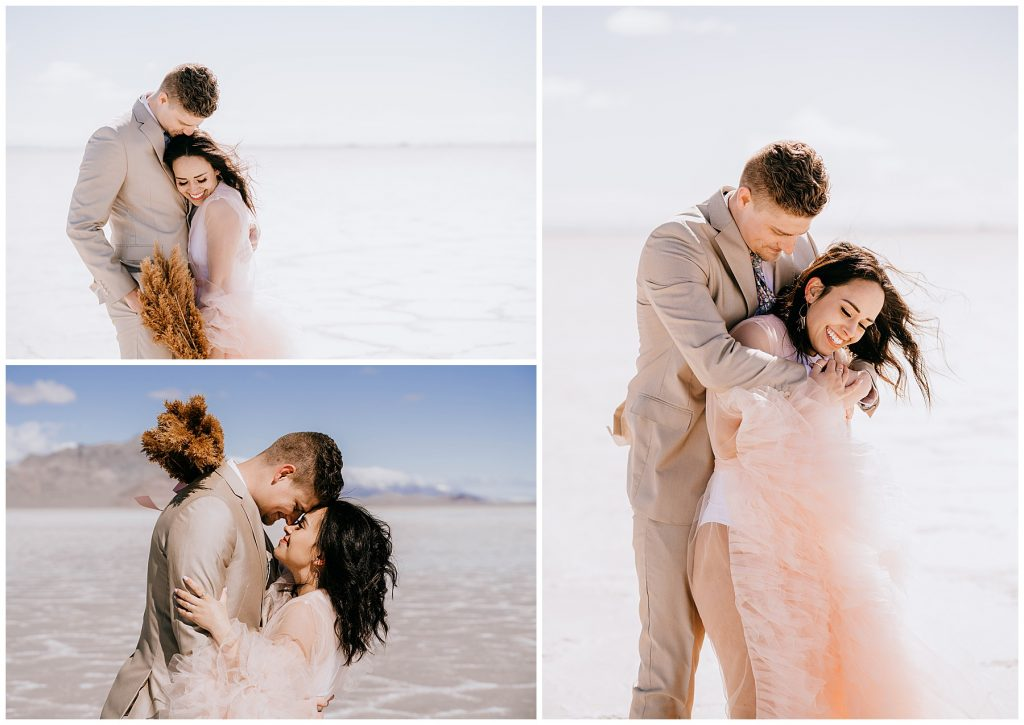 Katelyn & Christian Couples Session Bonneville Salt Flats UT 62