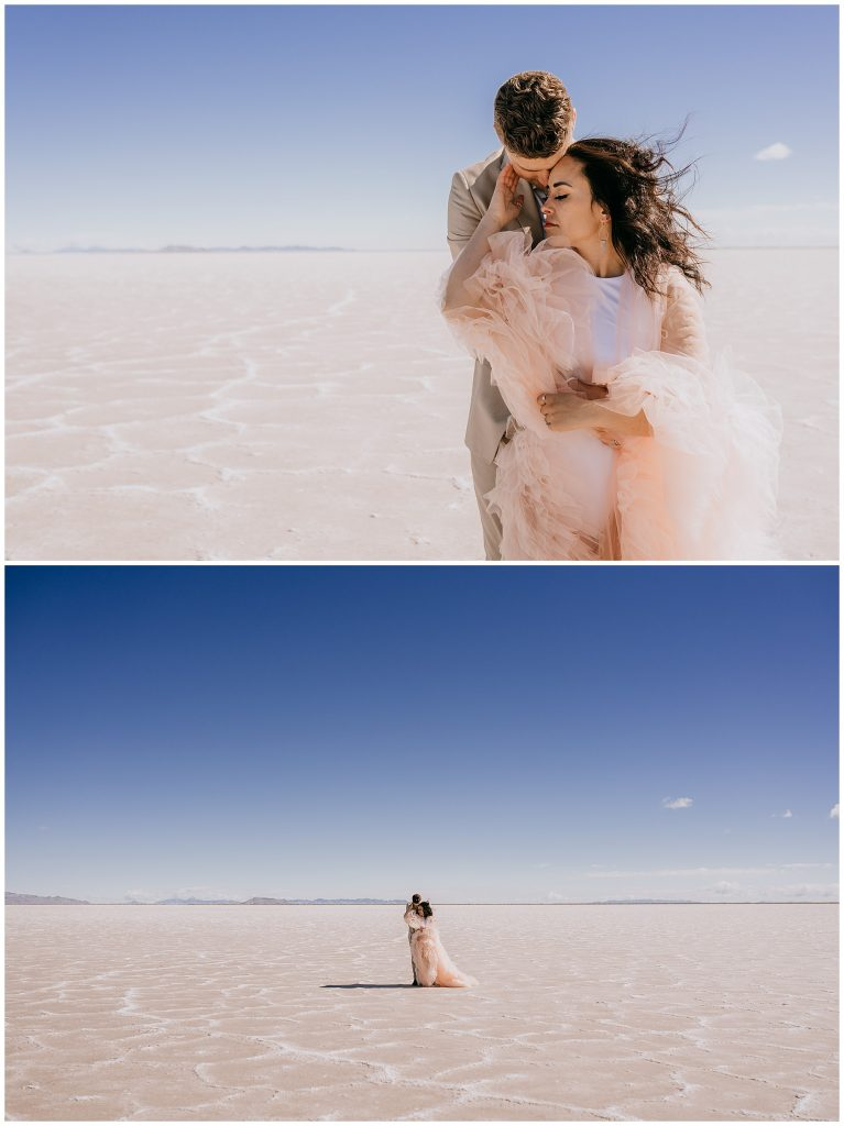 Katelyn & Christian Couples Session Bonneville Salt Flats UT 63