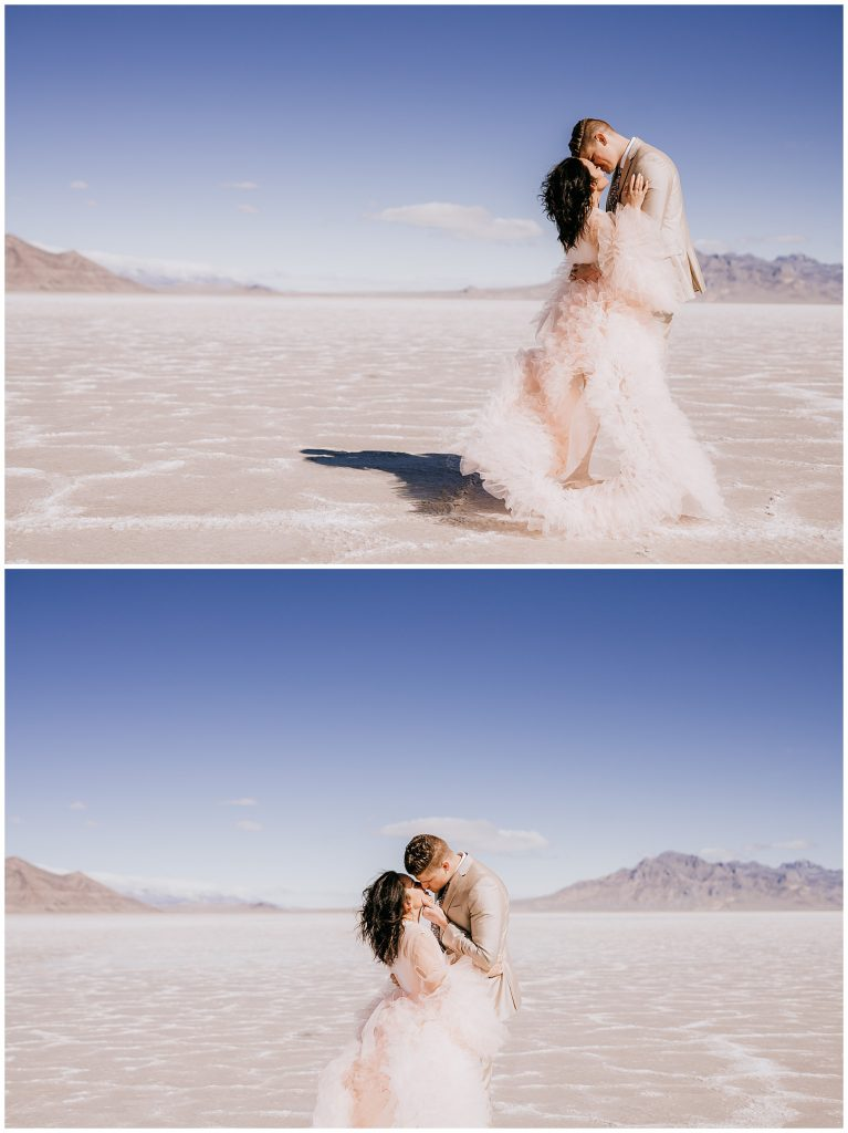 Katelyn & Christian Couples Session Bonneville Salt Flats UT 66