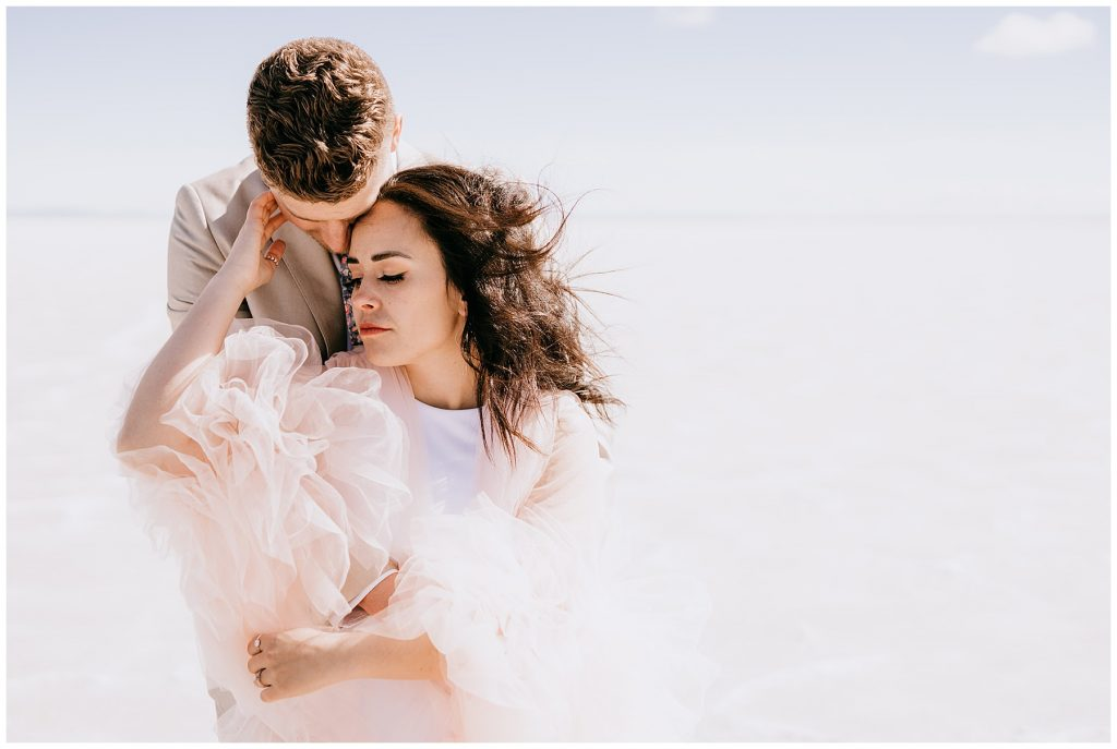 Katelyn & Christian Couples Session Bonneville Salt Flats UT 70